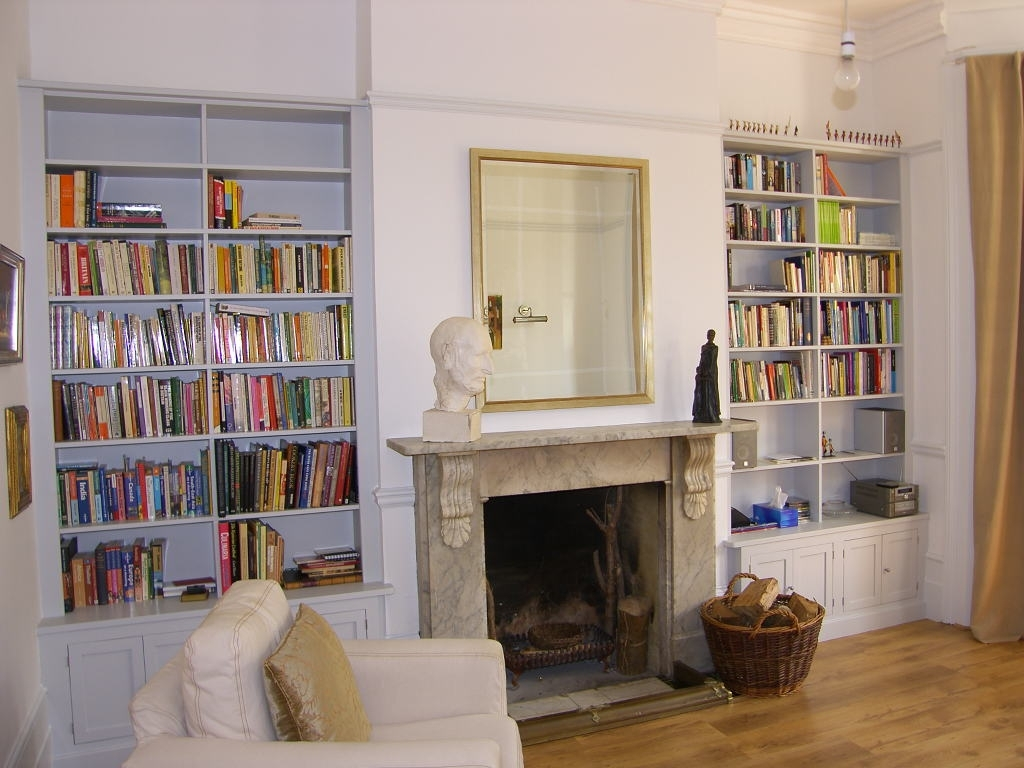 Storage solutions james williams carpentry - Storage solutions for small living rooms ...
